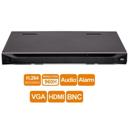 DH-NVS0404HF-A, 4 Channel IP Encoder