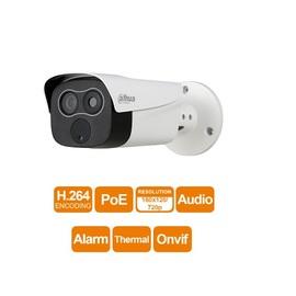 DH-TPC-BF2120-1F4, Thermal Mini Hybrid Bullet Camera