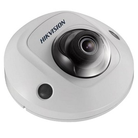 DS-2CD2525FWD-IS(2.8MM), 2 MP IR Fixed Mini Dome Network Camera