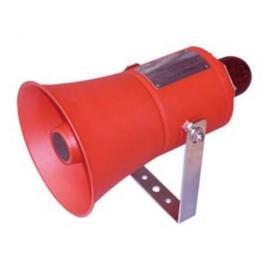 EXD Sounder Beacon 100-240V AC 10J Xenon, Red Lens