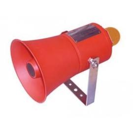 EXD Sounder Beacon 100-240V AC 5J Xenon, Amber Lens