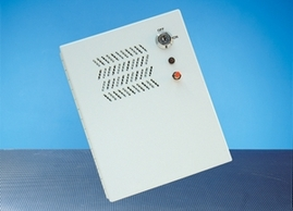 Exit  Alarm. 110db@1m, Complete with battery (12V psu can be used) Features key operation, battery test