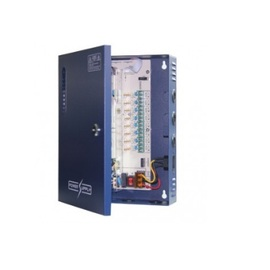 DS-DC120910, 9 Way CCTV power supply