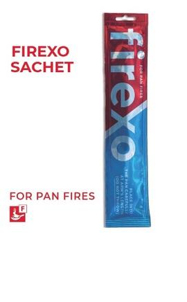FIREXO-SACHET, Firexo Sachet for PAN FIRES