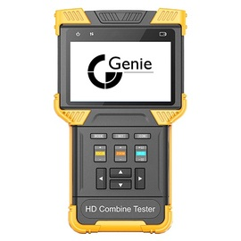 Genie, HDCT05, 5 in 1 (H.265 IP/Analogue/AHD/TVI/CVI) Test Monitor