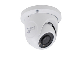 Genie WOIP4EB5, 4MP Network IR Eyeball Camera, 2.8mm lens