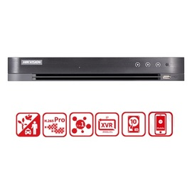 Hikvision, DS-7204HQHI-K1(S), 4 Channel Turbo HD DVR - NO HDD