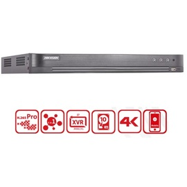 Hikvision, DS-7208HTHI-K2(S), 8 Channel Turbo HD DVR - NO HDD