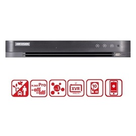 Hikvision, DS-7216HQHI-K1(S), 16 Channel Turbo HD DVR - NO HDD