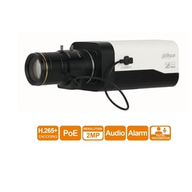 IPC-HF8242FP-FR, 2MP Face Recognition Box Camera