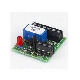 IS (IS M12T/4) 12v (2Amp) Mini Transistorised Double-Pole Relay - Strips of 4 Modules