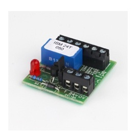 IS (IS M24T) 24v (2Amp) Mini Transistorised Double-Pole Relay