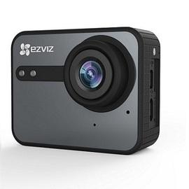 SC1 (CS-SP206-A0-54WFBS-GREY) 1080P Action Camera