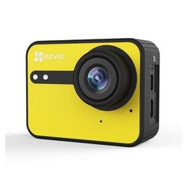 SC1 (CS-SP206-A0-54WFBS-YELLOW) 1080P Action Camera
