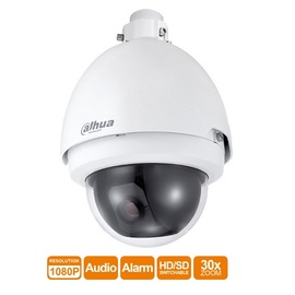 SD63230I-HC, CVI 1080P 30 x zoom speed dome external