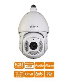 SD6C430U-HNI,  4MP 30x IR PTZ Network Camera