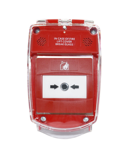 SG2-S-R, Smart+Guard II Surface Mounting Red