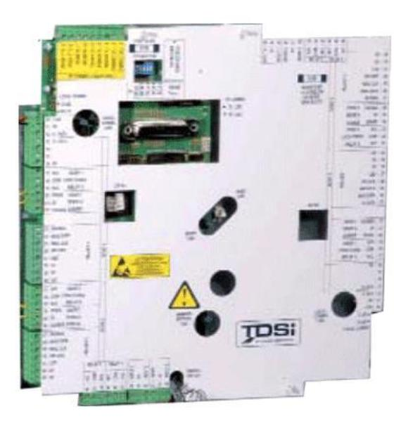 TDSI, 4165-3124, EXcel4 Door Control Panel Spare PCB