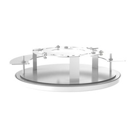 UTR-FM152-A-IN, Indoor Fixed Dome In-ceiling Mount
